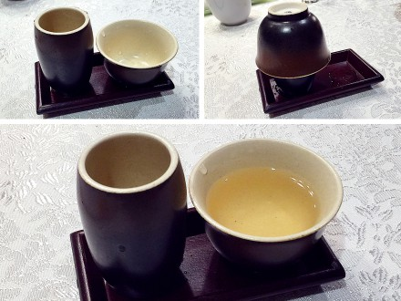 B19お茶