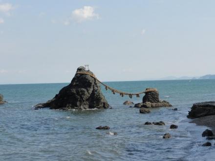 やっぱり夫婦岩は見たくなる!